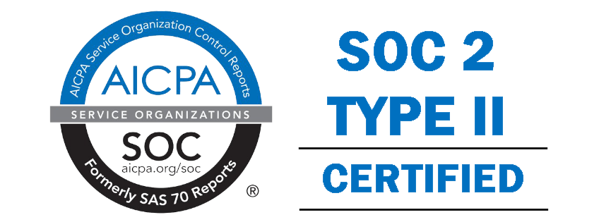 SOC 2 TYPE II CERTIFIED